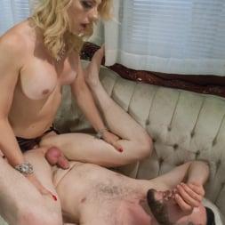 Tyra Scott in 'Kink TS' Mistress Tyra Scott Humiliates and Fucks a VERY Tight Ass Man slave (Thumbnail 10)