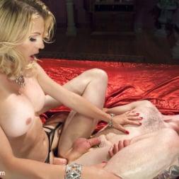 Tyra Scott in 'Kink TS' Mistress Tyra Scott Humiliates and Fucks a VERY Tight Ass Man slave (Thumbnail 12)