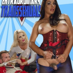 Vaniity in 'Kink TS' THE LEAGUE OF EXTRAORDINARY TRANSSEXUALS: PART 1 SUPER HERO FEATURE (Thumbnail 17)