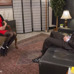 Venus Lux in 'Kink TS' Anger Management Therapy - VENUS LUX Fucks and gets Fucked! (Thumbnail 1)