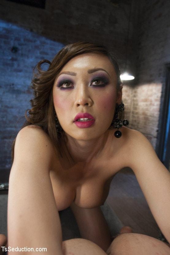 Kink TS 'BONUS VENUS LUX POV SHOOT - SHE FUCKS YOU!' starring Venus Lux (Photo 6)