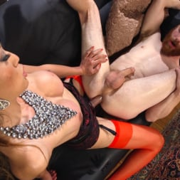 Venus Lux in 'Kink TS' Delivery Man Worships Feet and Gets Fucked (Thumbnail 13)