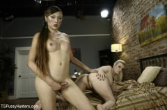 Venus Lux - Dominated by a Sex Doll with Tits and Cock (Thumb 02)