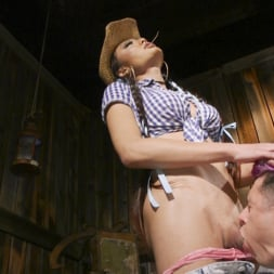Venus Lux in 'Kink TS' Earn Your Keep: Venus Lux's Country Barn Seduction (Thumbnail 7)