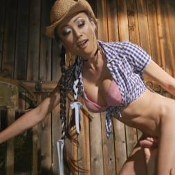 Venus Lux in 'Kink TS' Earn Your Keep: Venus Lux's Country Barn Seduction (Thumbnail 11)