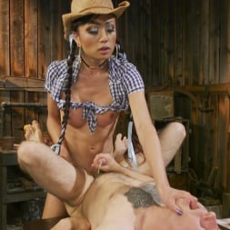 Venus Lux in 'Kink TS' Earn Your Keep: Venus Lux's Country Barn Seduction (Thumbnail 27)