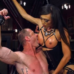 Venus Lux in 'Kink TS' Huge Fat Load Of TS Cum For A Politician (Thumbnail 11)