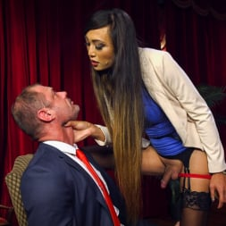 Venus Lux in 'Kink TS' Huge Fat Load Of TS Cum For A Politician (Thumbnail 17)