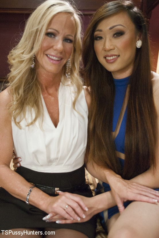 Kink TS 'MILF Mother of the Bride Banged by Her Daughter's TS Lover - whoa!' starring Venus Lux (Photo 1)