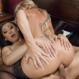 Venus Lux in 'Kink TS' MILF Mother of the Bride Banged by Her Daughter's TS Lover - whoa! (Thumbnail 12)