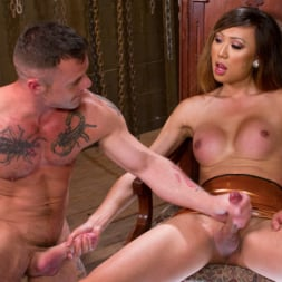Venus Lux in 'Kink TS' Mistress Venus Lux and Her Dominating Cock! (Thumbnail 2)