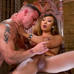 Venus Lux in 'Kink TS' Mistress Venus Lux and Her Dominating Cock! (Thumbnail 13)