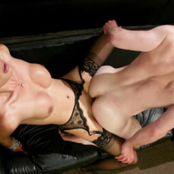 Venus Lux in 'Kink TS' Obedient Boy: Venus Lux Torments and Fucks Her Delivery Boy (Thumbnail 10)