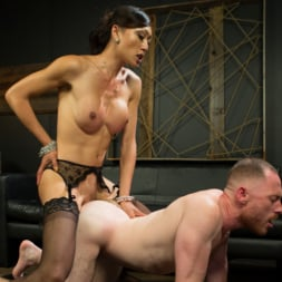 Venus Lux in 'Kink TS' Obedient Boy: Venus Lux Torments and Fucks Her Delivery Boy (Thumbnail 15)