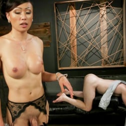 Venus Lux in 'Kink TS' Obedient Boy: Venus Lux Torments and Fucks Her Delivery Boy (Thumbnail 19)
