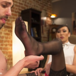 Venus Lux in 'Kink TS' Oral Fixations with Venus Lux (Thumbnail 4)
