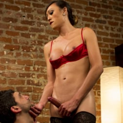 Venus Lux in 'Kink TS' Oral Fixations with Venus Lux (Thumbnail 6)