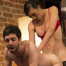 Venus Lux in 'Kink TS' Oral Fixations with Venus Lux (Thumbnail 14)