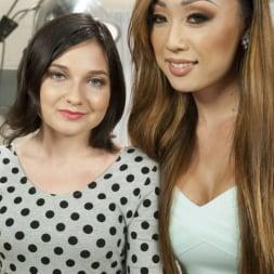 Venus Lux in 'Kink TS' Plastic Surgeon Seduction - Venus Feels UP her Patient! (Thumbnail 1)
