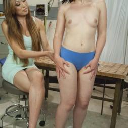 Venus Lux in 'Kink TS' Plastic Surgeon Seduction - Venus Feels UP her Patient! (Thumbnail 2)