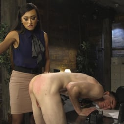 Venus Lux in 'Kink TS' Slutty TA gets T and A from DTF Ts School Administrator VENUS LUX! NSFW!!! (Thumbnail 1)