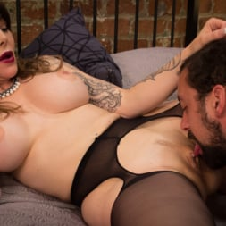 Venus Lux in 'Kink TS' Spit Balling TS Cum For Couples (Thumbnail 8)