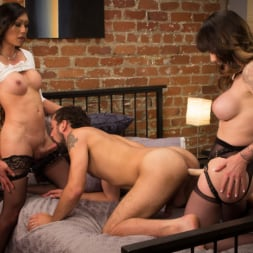 Venus Lux in 'Kink TS' Spit Balling TS Cum For Couples (Thumbnail 10)