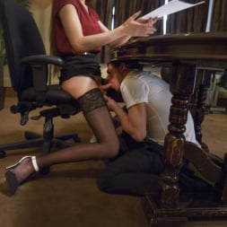 Venus Lux in 'Kink TS' Take Your Blackmail and SHOVE IT UP YOUR ass on the end of My Cock (Thumbnail 5)