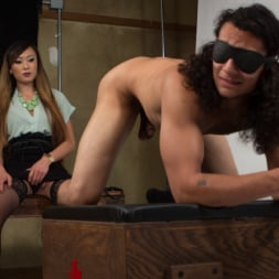 Venus Lux in 'Kink TS' Breaks In The Newbie On Her Solid Cock (Thumbnail 3)