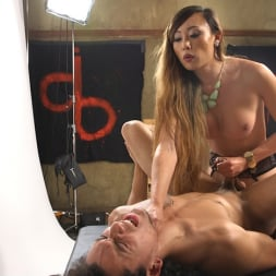 Venus Lux in 'Kink TS' Breaks In The Newbie On Her Solid Cock (Thumbnail 22)