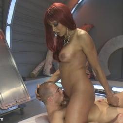 Yasmin Lee in 'Kink TS' Close Encounters of a Kinky Kind- Yasmin Lee Alien Ass Invasion! (Thumbnail 10)