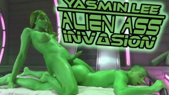 Yasmin Lee in 'Close Encounters of a Kinky Kind- Yasmin Lee Alien Ass Invasion!'