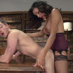 Yasmin Lee in 'Kink TS' Devastatingly Gorgeous Secretary Punishes Sexist Boss Pig! (Thumbnail 7)