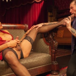 Yasmin Lee in 'Kink TS' The House Special: Yasmin Lee Treats Will Havoc To a Hard Surprise (Thumbnail 1)