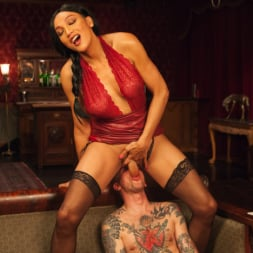 Yasmin Lee in 'Kink TS' The House Special: Yasmin Lee Treats Will Havoc To a Hard Surprise (Thumbnail 6)