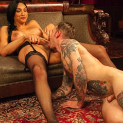 Yasmin Lee in 'Kink TS' The House Special: Yasmin Lee Treats Will Havoc To a Hard Surprise (Thumbnail 18)
