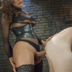 Yasmin Lee in 'Kink TS' and Her Powerful Cock (Thumbnail 8)