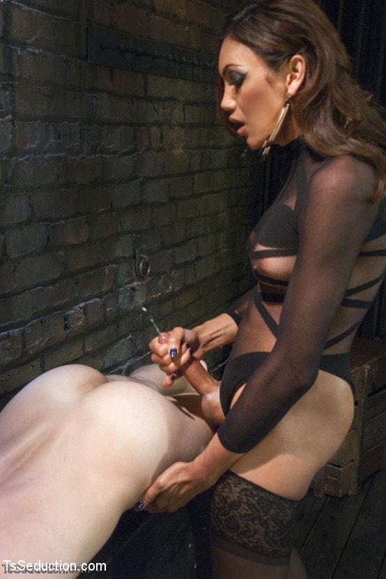 Kink TS 'and Her Powerful Cock' starring Yasmin Lee (Photo 15)